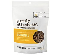 Purely Elizabeth Granola Ancient Grain Original Pouch - 12 Oz