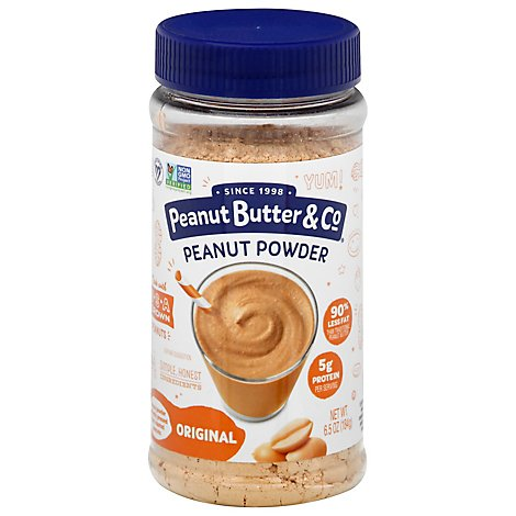 Peanut Butter & Co Peanut Butter Powdered Mighty Nut Original - 6.5 Oz
