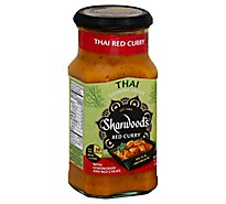 Sharwoods Cooking Sauce Thai Red Curry Medium - 14.1 Oz