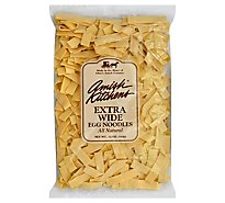 Amish Kitchens Egg Noodles Extra Wide Bag - 12 Oz