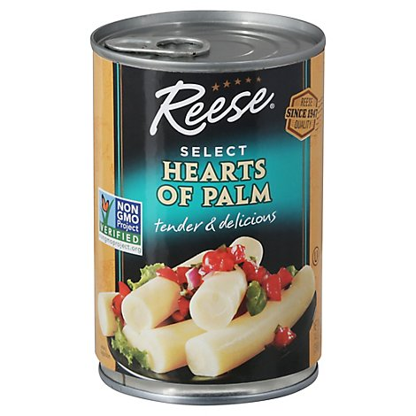 Reese Hearts Of Palm Product Of Ecuador - 14 Oz