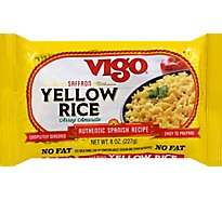 Vigo Rice Yellow Saffron Bag - 8 Oz