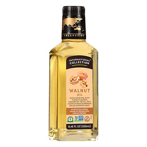 International Collection Walnut Oil - 8.45 Fl. Oz.