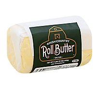 Amish Country Butter Roll Salted - 32 Oz