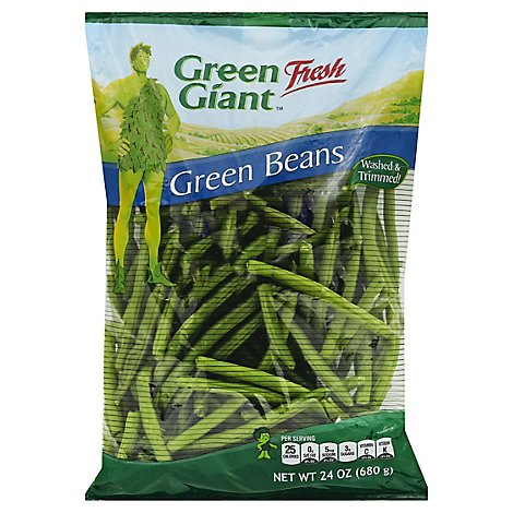 Green Giant Green Beans - 24 Oz