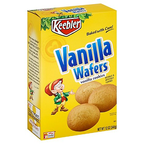 Keebler Cookies Vanilla Wafers - 12 Oz