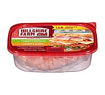 Hillshire Farm Deli Select Turkey Breast & Honey Ham Variety Pack - 16 Oz