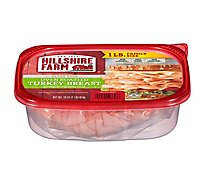 Hillshire Farm Ultra Thin Turkey Breast Oven Roasted 99% Fat Free - 16 Oz