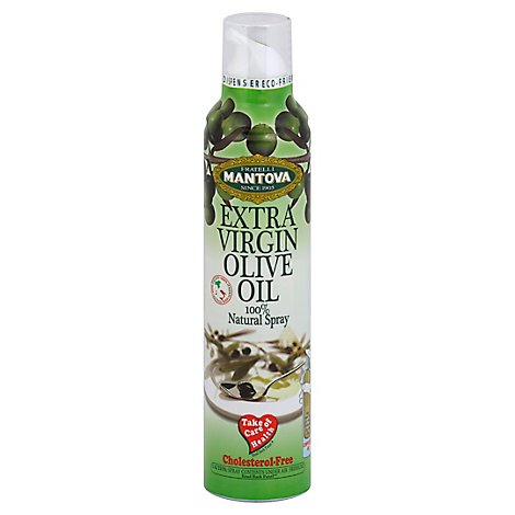 Mantova Olive Oil Spray Extra Virgin - 8.5 Fl. Oz.