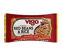 Vigo Red Beans & Rice Bag - 8 Oz