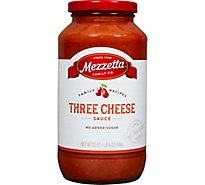 Mezzetta Napa Valley Homemade Sauce Parmesan Asiago & Romano Jar - 25 Oz