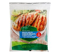 Signature Farms Frozen Boneless Skinless Chicken Breasts - 40 Oz.