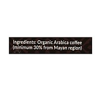 Don Franciscos Coffee Family Reserve Coffee Organic Single Serve Medium Mayan Blend - 12-0.33 Oz