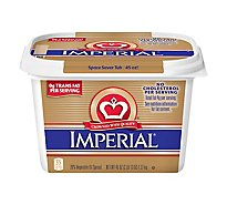 Imperial Spread 28% Vegetable Oil - 45 Oz