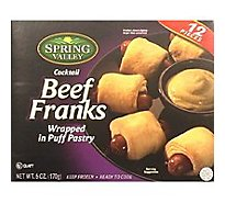 Spring Valley Retail Frank Blnkts - 12 Count
