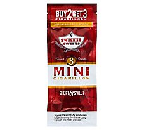 Swisher Sweets Cigarillos Mini - 3 Package