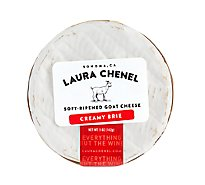 Laura Chenels Brie Goat - 5 Oz