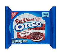 OREO Cookies Sandwich Red Velvet - 12.2 Oz