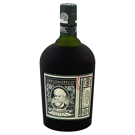 Diplomatico Exclusiva Rum 80 Proof - 750 Ml
