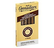 AyC Grenadier Cigars - 6 Count