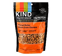 KIND Healthy Grains Clusters Peanut Butter - 11 Oz