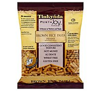 Tinkyada Pasta Joy Ready Brown Rice Pasta Penne Bag - 16 Oz