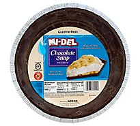 MI-DEL Pie Crust Gluten Free Chocolate Snap - 7.1 Oz