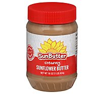 SunButter Sunflower Butter Creamy - 16 Oz