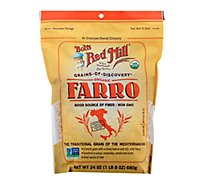 Bobs Red Mill Grains Of Discovery Organic Farro - 24 Oz