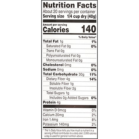 McCanns Oatmeal Irish Steel Cut - 28 Oz