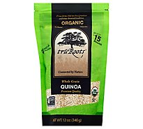 truRoots Organic Quinoa Whole Grain - 12 Oz
