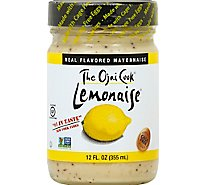 Ojai Cook Lemonaise - 12 Oz