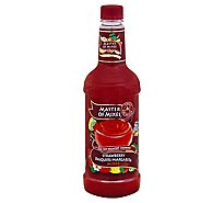 Master Of Mixes Mixer Daiquiri Margarita Strawberry - 1 Liter