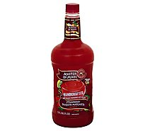 Master Of Mixes Mixer Daiquiri Margarita Strawberry - 1.75 Liter
