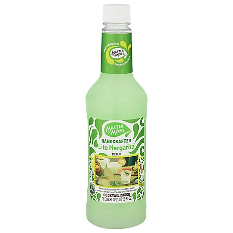 Master Of Mixes Mixer Margarita Lite - 1 Liter