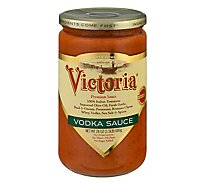 Victoria Sauce Tomato Vodka Jar - 24 Oz