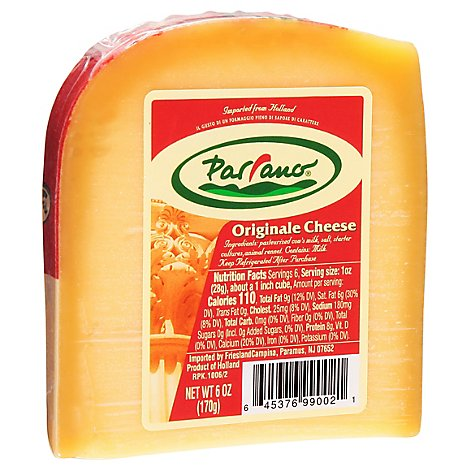Parrano Cheese - 6 Oz