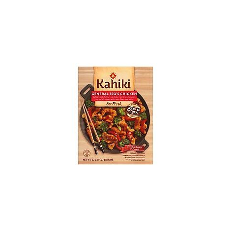 Kahiki Stir Fresh-General Tsos Chicken - 22 Oz