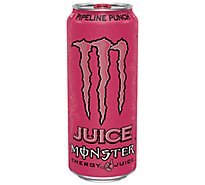 Monster Energy Juice Monster Energy + Juice Drink Pipeline Punch - 16 Fl. Oz.