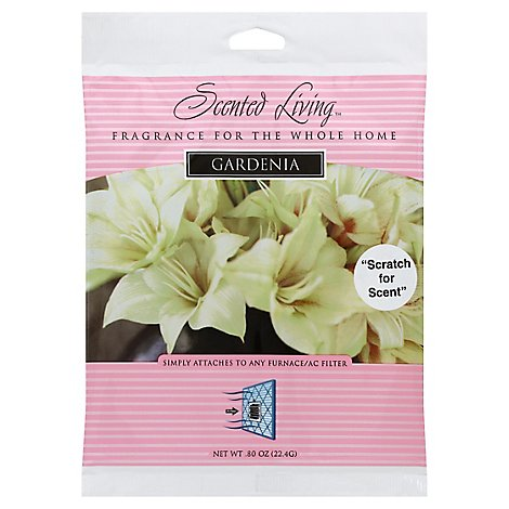 Scented Living Filter Scent Gardenia - Each