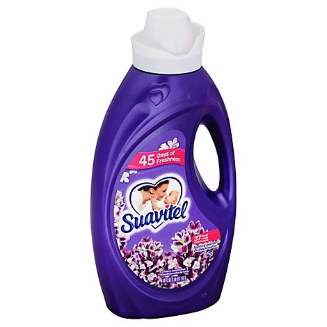 Suavitel Fabric Conditioner Soothing Lavender Jug - 50 Fl. Oz.