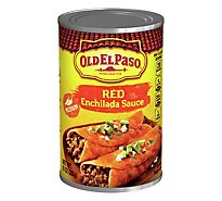 Old El Paso Sauce Enchilada Red Medium Can - 10 Oz