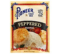 Pioneer Brand Gravy Mix Peppered - 2.75 Oz