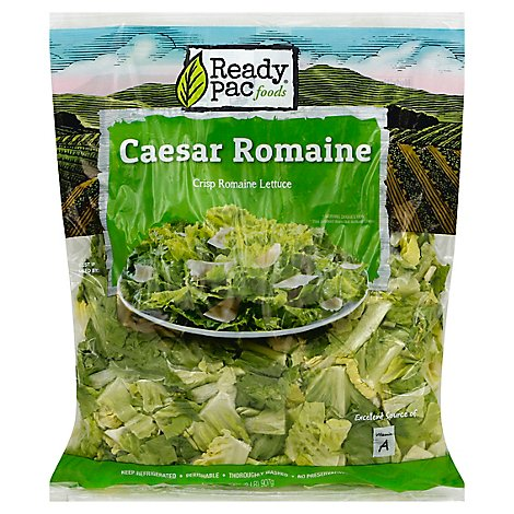 Ready Pac Family Size Caesar Romaine Salad - 32 Oz