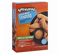 Yummy Chicken Tenders All Natural - 35.5 Oz
