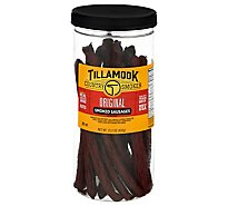 Tillamook Country Smoker Snack Stick Smoked Original - 20 Count