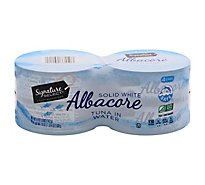 Signature SELECT Tuna Albacore Solid White in Water - 4-5 Oz