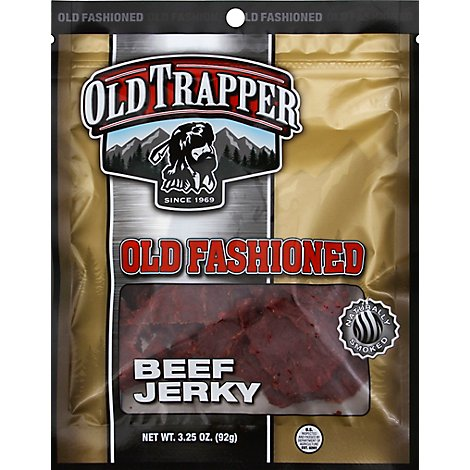 Old Trapper Beef Jerky Old Fashioned - 3.25 Oz