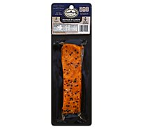 Blue Hill Bay Salmon Peppered - 4 Oz