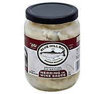 Blue Hill Bay Herring Wine - 12 Oz
